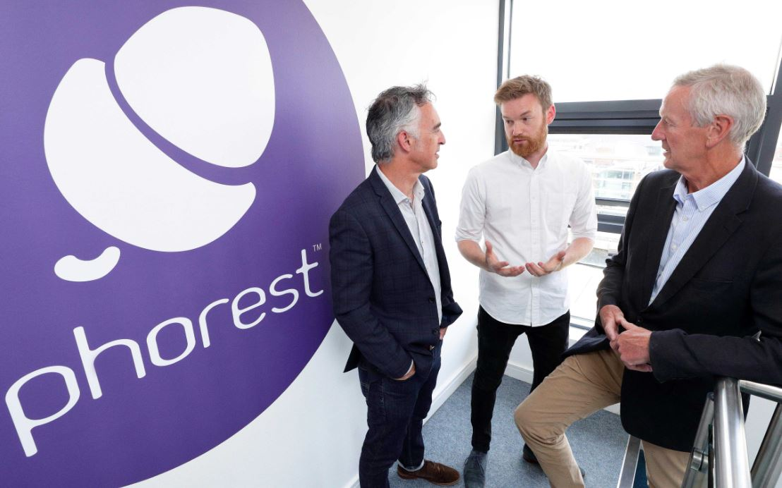 HBAN-backed Phorest scoops major European angel investment award